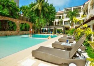 Le Soleil de Boracay Pool Area