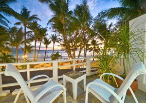 Le Soleil de Boracay veranda