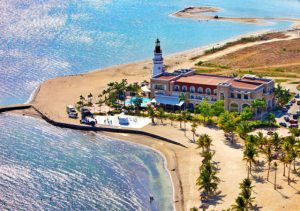 Light House Resort Aerial view