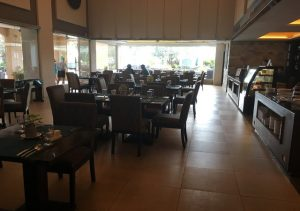 Light House Resort Dining area