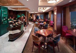 Makati Shangrila Club Lounge