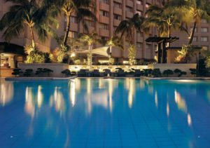 Makati Shangrila Pool