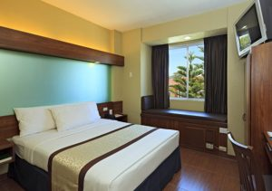 Microtel Baguio 1 Queen bed Room