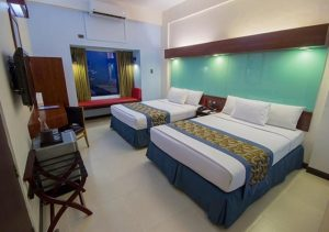 Microtel Mall of Asia 2 Queen Beds