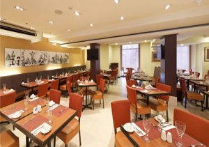 Microtel Mall of Asia Dining