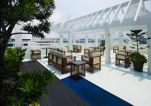 Microtel Mall of Asia Roofdeck 2