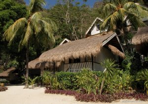 Miniloc Island Garden Cottage