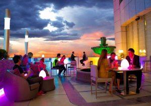 Pan Pacific Sunset Lounge