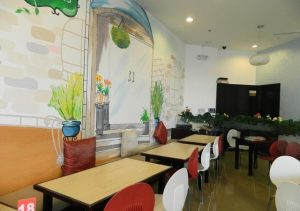 Red Planet Aseana Dining