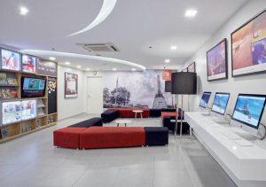 Red Planet Ermita Lobby