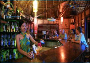 Sangat Island Bar