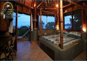Sangat Island Hilltop Chalets Room