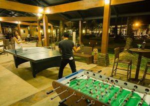 Sheridan Beach Resort Palawan Game Room