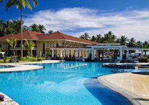 Sheridan Beach Resort Palawan Pool Area