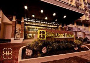 Subic Grand Harbour Hotel FacadeSubic Grand Harbour Hotel Facade