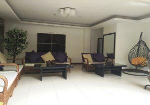Sur Beach Boracay waiting area