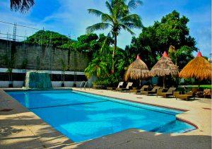 Tonglen Boracay Pool Area