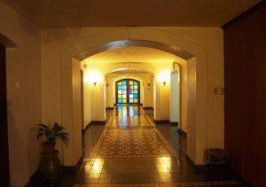 Vigan Plaza Hotel interior