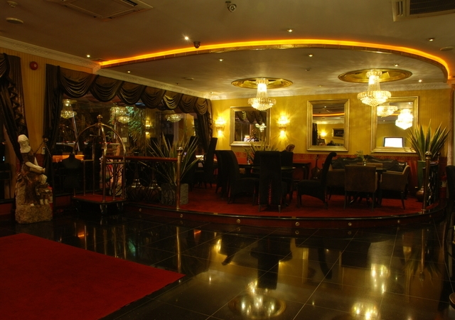 ABC Hotel Angeles Dining Area