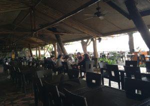 Camayan Beach Resorts Dining Area