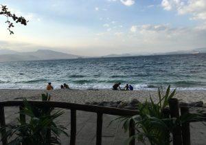 Camayan Beach Resorts Beach Area
