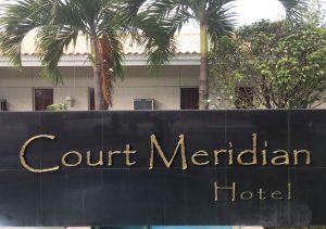 Court Meridian Facade