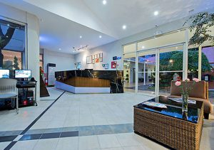Court Meridian Lobby