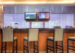 Remington Hotel Bar Area