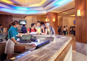 Remington Hotel Front Desk