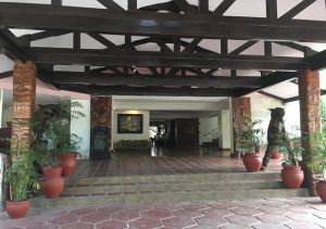 Wild Orchid Subic Entrance