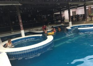 Wild Orchid Subic pool