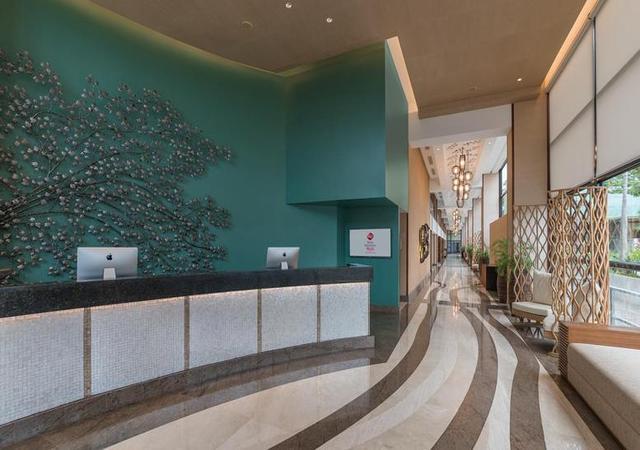 Best Western Ivy Wall Palawan Lobby