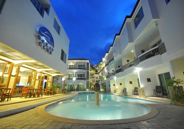 Boracay Ocean Club Facade