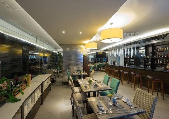 Cebu Best Western Lex Dining Area