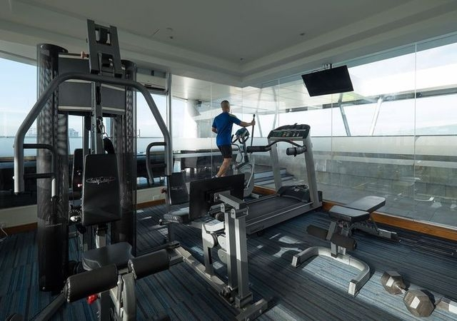 Cebu Best Western Lex Gym