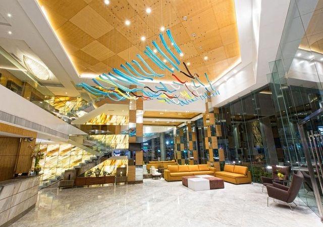 Cebu Best Western Lex Lobby