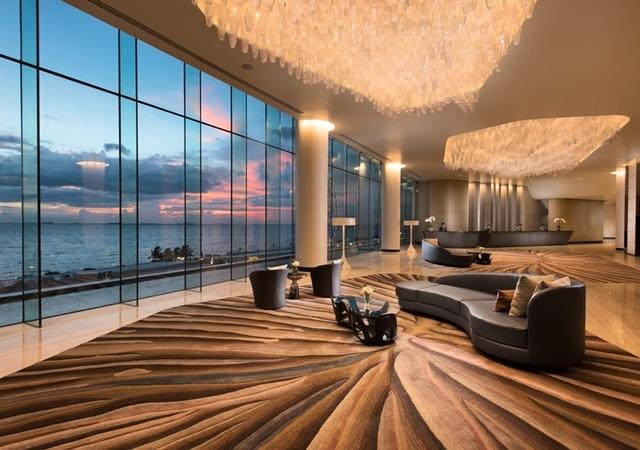 Conrad Hotel Pasay Lobby
