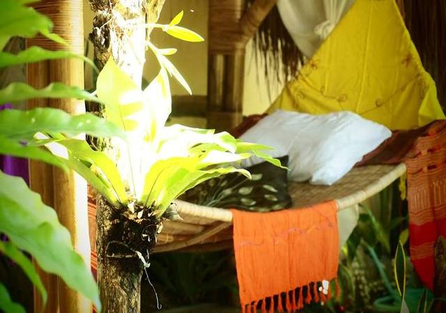 Floral Villarosa Hammock