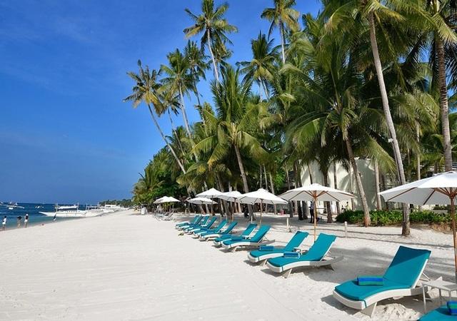 Henann beach area