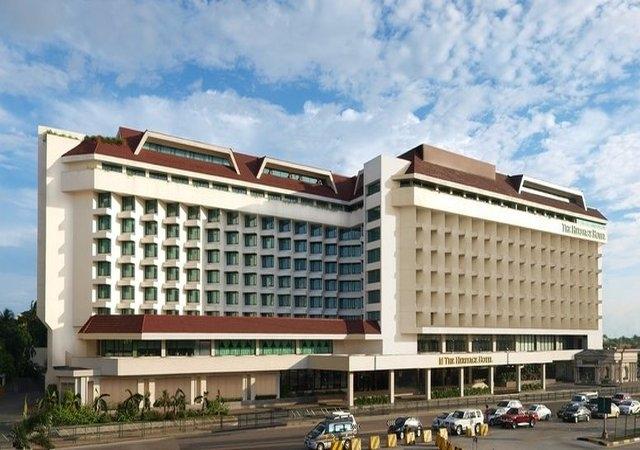 Heritage Hotel Facade