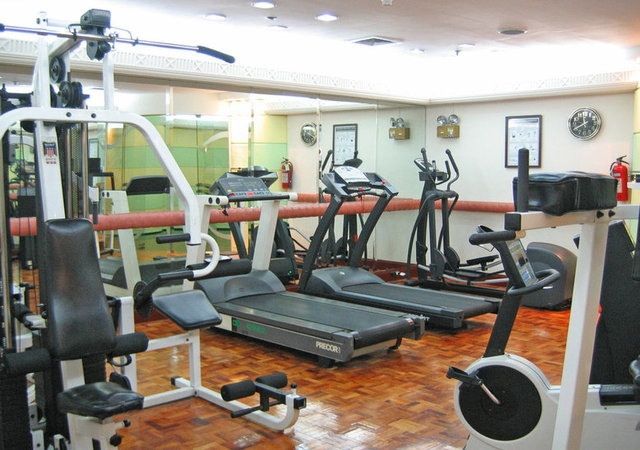 Heritage Hotel Gym