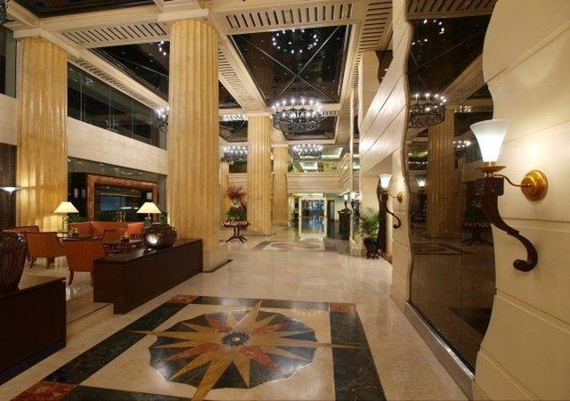 Heritage Hotel Lobby