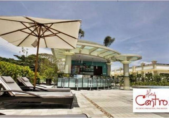 Hotel Centro Palawan Pool Bar