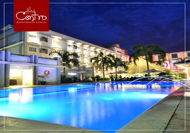 Hotel Centro Palawwan Pool