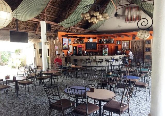 Java Hotel Bar Area