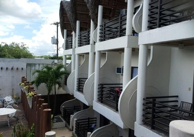 Java Hotel Room Terraza