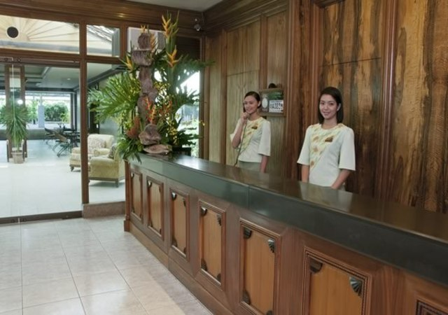 Legend Hotel Palawan Concierge