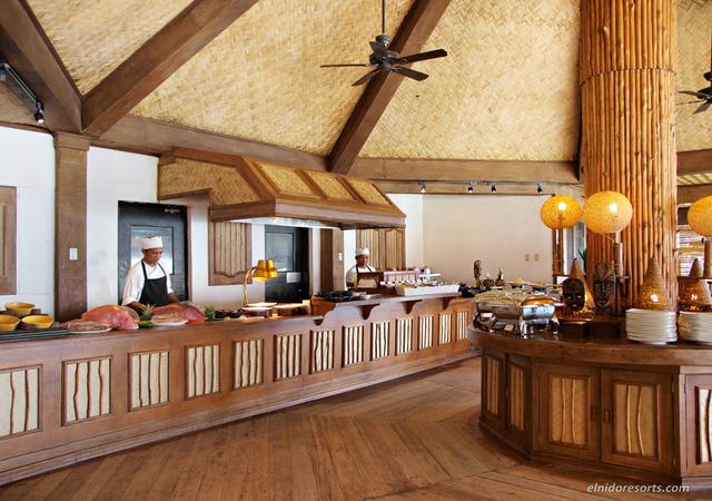 Miniloc Island Restaurant