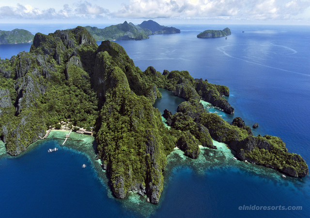 Miniloc Island Small & Big Lagoon