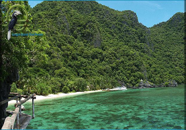 Sangat Island Beachfront